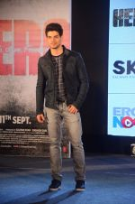 Sooraj Pancholi at Hero music launch in Taj Lands End on 6th Sept 2015