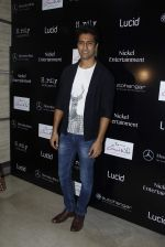 Vicky Kaushal at Elijah Wood bash hosted by Guneet Monga in Mumbai on 6th Sept 2015
