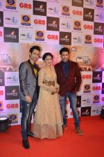 at Gr8 ITA Awards in Mumbai on 6th Sept 2015 (247)_55ed56800bd44.JPG