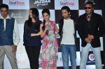 Abhimanyu Shekhar Singh, Aishwarya Rai Bachchan, Priya Banerjee, Siddhant Kapoor, Jackie Shroff at Jasbaa song launch in Escobar on 7th Sept 2015 (432)_55eea2d4992d2.JPG