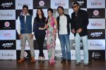 Abhimanyu Shekhar Singh, Aishwarya Rai Bachchan, Priya Banerjee, Siddhant Kapoor, Jackie Shroff at Jasbaa song launch in Escobar on 7th Sept 2015 (433)_55eea2d5ba43b.JPG