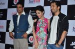 Abhimanyu Shekhar Singh,Priya Banerjee, Siddhant Kapoor at Jasbaa song launch in Escobar on 7th Sept 2015 (542)_55eea2da8cb18.JPG