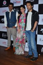 Abhimanyu Shekhar Singh,Priya Banerjee, Siddhant Kapoor at Jasbaa song launch in Escobar on 7th Sept 2015 (546)_55eea2dd4a095.JPG