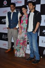 Abhimanyu Shekhar Singh,Priya Banerjee, Siddhant Kapoor at Jasbaa song launch in Escobar on 7th Sept 2015 (551)_55eea2df9ed4b.JPG