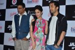 Abhimanyu Shekhar Singh,Priya Banerjee, Siddhant Kapoor at Jasbaa song launch in Escobar on 7th Sept 2015 (553)_55eea2e0f058c.JPG