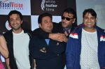 Ahmed Khan, Siddhant Kapoor, Jackie Shroff at Jasbaa song launch in Escobar on 7th Sept 2015