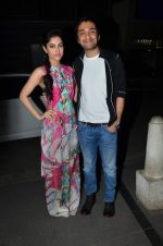 Priya Banerjee, Siddhant Kapoor at Jasbaa song launch in Escobar on 7th Sept 2015 (35)_55eea30e08105.JPG