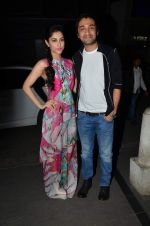 Priya Banerjee, Siddhant Kapoor at Jasbaa song launch in Escobar on 7th Sept 2015 (39)_55eea30ff332e.JPG