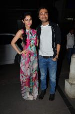 Priya Banerjee, Siddhant Kapoor at Jasbaa song launch in Escobar on 7th Sept 2015 (41)_55eea3110e898.JPG