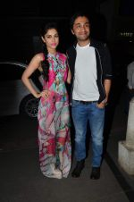 Priya Banerjee, Siddhant Kapoor at Jasbaa song launch in Escobar on 7th Sept 2015 (43)_55eea311e5b17.JPG