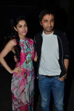 Priya Banerjee, Siddhant Kapoor at Jasbaa song launch in Escobar on 7th Sept 2015 (45)_55eea312affe8.JPG