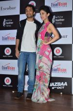 Priya Banerjee, Siddhant Kapoor at Jasbaa song launch in Escobar on 7th Sept 2015 (567)_55eea319eb74d.JPG