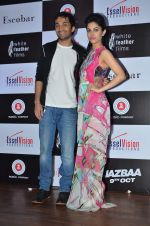 Priya Banerjee, Siddhant Kapoor at Jasbaa song launch in Escobar on 7th Sept 2015 (569)_55eea31ad5811.JPG