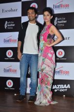 Priya Banerjee, Siddhant Kapoor at Jasbaa song launch in Escobar on 7th Sept 2015 (571)_55eea31ba2002.JPG