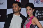 Priya Banerjee, Siddhant Kapoor at Jasbaa song launch in Escobar on 7th Sept 2015 (574)_55eea31d3cadd.JPG