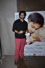 Siddharth Mahadevan at Perfect Girl premiere in Fun Cinemas on 7th Sept 2015