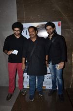 Siddharth Mahadevan, Shankar Mahadevan at Perfect Girl premiere in Fun Cinemas on 7th Sept 2015