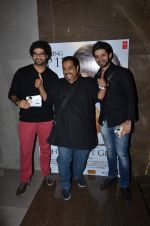 Siddharth Mahadevan, Shankar Mahadevan at Perfect Girl premiere in Fun Cinemas on 7th Sept 2015 (4)_55ee8485c9df8.JPG