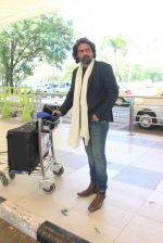 snapped at airport in Mumbai on 7th Sept 2015