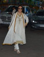 Ila Arun at Aadesh Shrivastava prayer meet on 8th Sept 2015