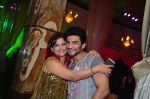 Manish raisinghani n janvi vora at Janvi Vora birthday party in Chembur on 8th Sept 2015_55efdc58463f8.jpg