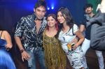 Rahul, janvi and pratyusha at Janvi Vora birthday party in Chembur on 8th Sept 2015_55efdc58e7479.jpg