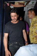 Shahrukh Khan snapped at Olive on 8th Sept 2015