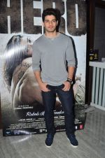 Sooraj Pancholi at Hero promotions at gold gym on 8th Sept 2015