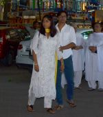 at Aadesh Shrivastava prayer meet on 8th Sept 2015