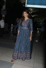 Athiya Shetty snapped after they return from Ahmedabad on 9th Sept 2015