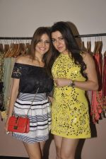 Kehkashan Patel at Designer Pallavi Jaikishan_s fashion preview in Orient Express on 9th Sept 2015 (22)_55f1551536200.JPG