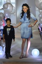 Aanchal Kumar at Pepe Jeans kids wear launch in Mumbai on 10th Sept 2015