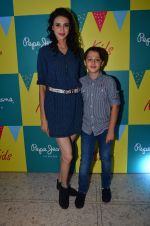 Alecia Raut at Pepe Jeans kids wear launch in Mumbai on 10th Sept 2015