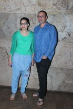 Alvira Khan, Atul Agnihotri  at Hero screening in Lightbox on 10th Sept 2015 (6)_55f28b676f4b6.JPG