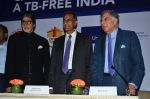 Amitabh Bachchan and Ratan Tata at TB free India press meet in Mumbai on 10th Sept 2015 (10)_55f28b5be6dc9.JPG