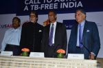 Amitabh Bachchan and Ratan Tata at TB free India press meet in Mumbai on 10th Sept 2015 (8)_55f28b5b051a1.JPG
