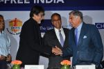 Amitabh Bachchan and Ratan Tata at TB free India press meet in Mumbai on 10th Sept 2015