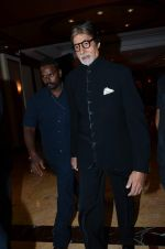 Amitabh Bachchan at TB free India press meet in Mumbai on 10th Sept 2015