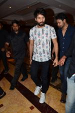 Shahid Kapoor at Shaandaar Trailor launch in Taj Land_s End on 10th Sept 2015 (191)_55f28e7d79486.JPG