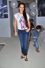 Tara Sharma at Pepe Jeans kids wear launch in Mumbai on 10th Sept 2015
