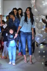 at Pepe Jeans kids wear launch in Mumbai on 10th Sept 2015