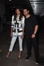 Athiya Shetty and Sooraj Pancholi at Hero nightin Royalty on 12th Sept 2015