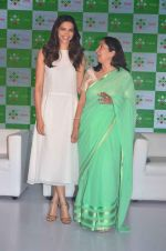 Deepika Padukone at Axis bank lime app launch in Taj on 12th Sept 2015 (13)_55f5506c1afee.JPG