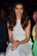 Deepika Padukone at Axis bank lime app launch in Taj on 12th Sept 2015