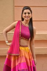 Gauhar Khan at Country Club Navratri press meet in Andheri, Mumbai on 12th Sept 2015 (40)_55f551ee5331e.JPG