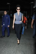 Kangana Ranaut returns from Paris on 12th Sept 2015