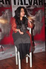Meghna Gulzar on her film Talwar in Oh Calcutta, Khar on 12th Sept 2015 (18)_55f5546f5bf1b.JPG