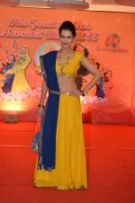 Payal Rohatgi at Country Club Navratri press meet in Andheri, Mumbai on 12th Sept 2015 (25)_55f551dd92795.JPG