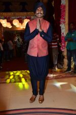 Ranveer Singh promote Bajia_s new song on the sets of Udaan in Filmcity, Mumbai on 12th Sept 2015 (43)_55f572859df41.JPG