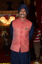 Ranveer Singh promote Bajia_s new song on the sets of Udaan in Filmcity, Mumbai on 12th Sept 2015 (47)_55f5728faddae.JPG